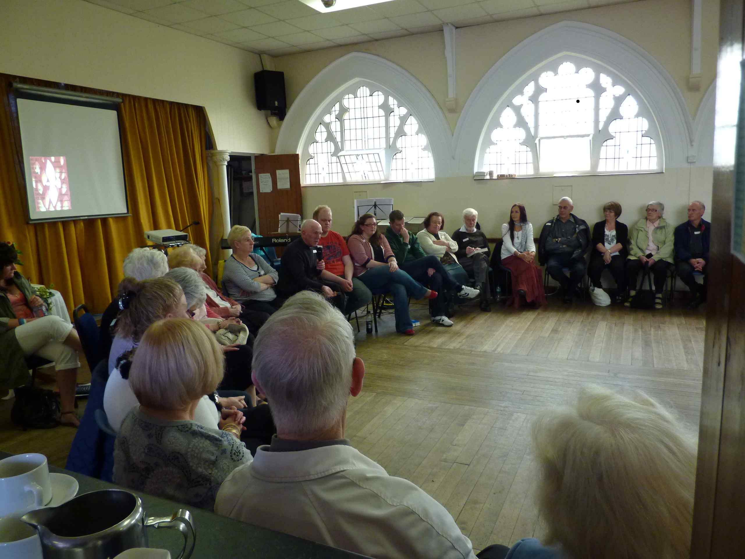 Charismatic Renewal - Diocese of Leeds - Photo Gallery